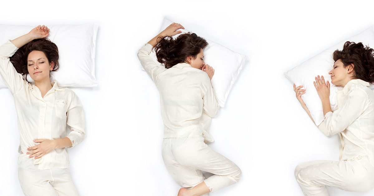 Best Sleeping Positions for Neck and Back Pain